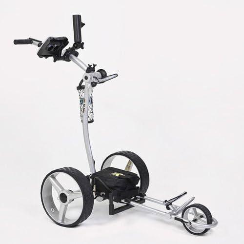 Best Lithium-Ion Cart: Bat-Caddy Golf X4-Li Lithium Electric Golf Caddy