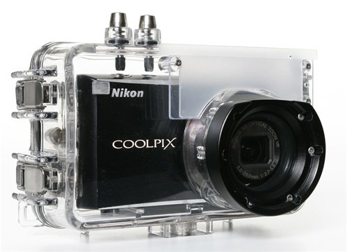 Fantasea FS-710 1171 Waterproof Camera Housing for Nikon Coolpix S710 Camera