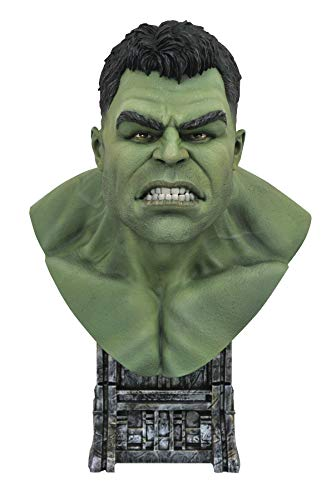 Diamond Marvel Legend 3D - Busto de Hulk...