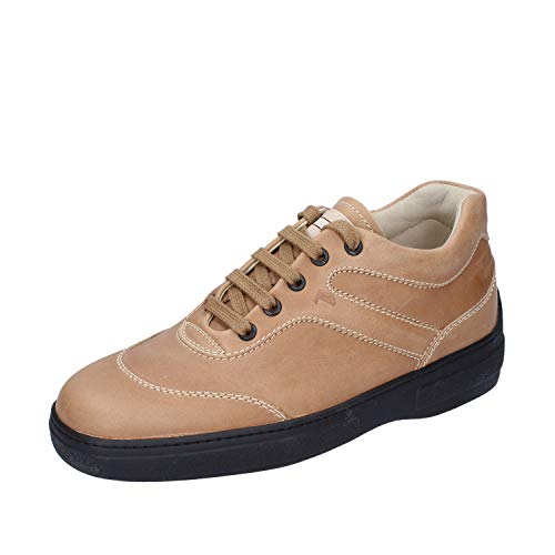 Tod's Sneakers Herren Leder beige 39.5 EU