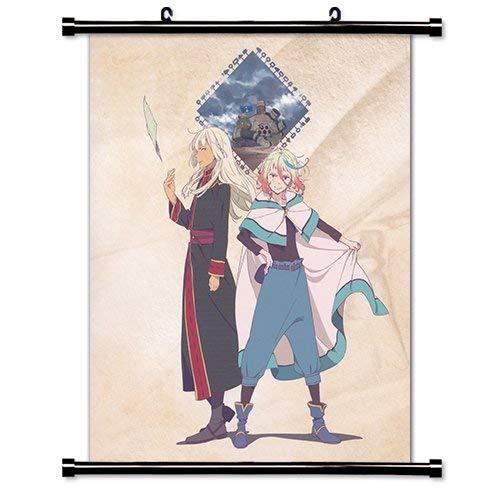 Daaint baby Children of The Whales (Kujira no Kora WA Sajou ni Utau) Anime Fabric Wall Scroll Poster (32x40) Inches