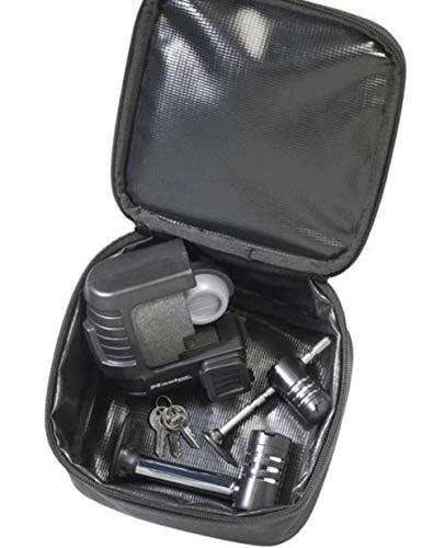 Master Lock Trailer Lock, Trailer Coupler & Receiver Lock Combo Pack, 3794DAT