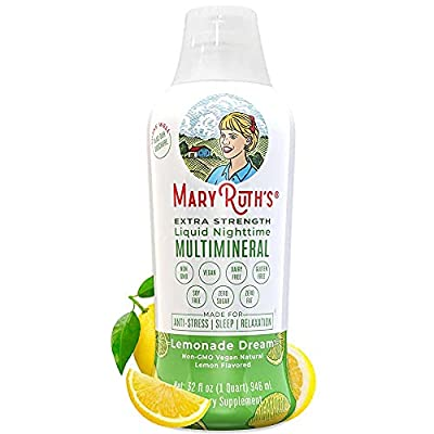 Liquid Multimineral Sleep Aid by Mary Ruth's Parent 1
