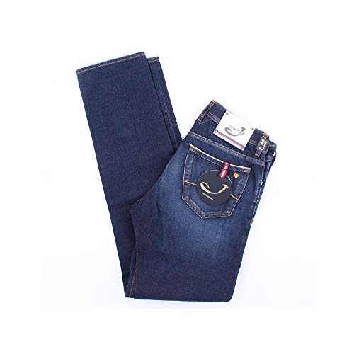 Jacob Cohen Luxury Fashion Uomo J688LIMITEDCOMF009294903J Blu Cotone Jeans | Stagione Outlet