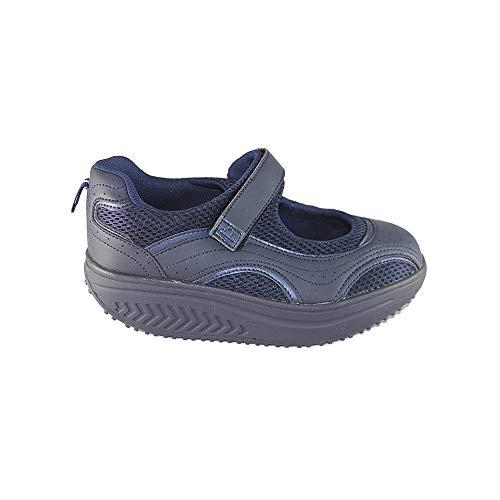 Zapatillas de Mujer adelgazantes y Resistentes al Calor Size Glutei Benessere 37 EU
