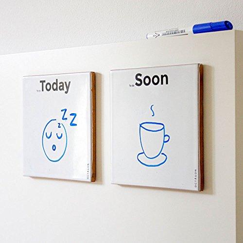 TODAY & SOON | Keramik TO DO FLIESEN Set | Octàgon Design