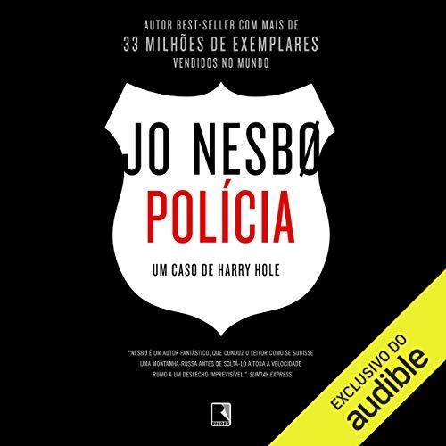 Polícia audiobook cover art