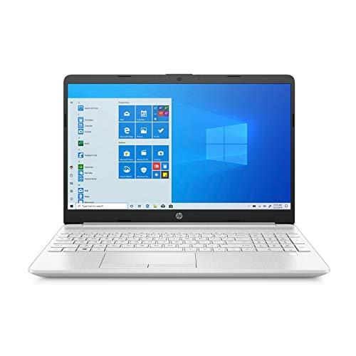 HP 15-dw 15.6-inch HD 1366 x 768 WLED Intel Celeron N4020 4GB 1TB Hard Drive Win 10 Laptop