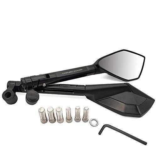 Baedivg Motorrad Spiegel Moto rückspiegel CNC seitenspiegel für Honda cbr250r CBR 250r vfr 1200 f vfr1200 nc 750 s/x zubehör