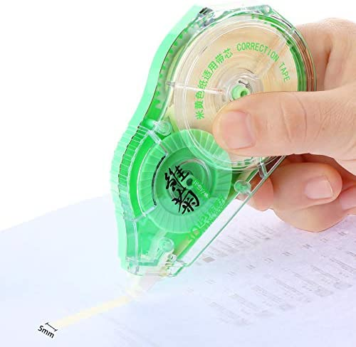Colored correction tape _image0