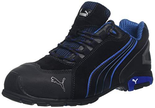"""Puma""""Rio"""" 642750-256-45 - Calzado de seguridad S3, con resistencia SRC, talla 42, color negro."""