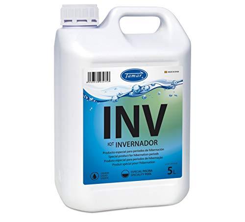 Tamar Invernador Liquido para Piscinas 5 litros
