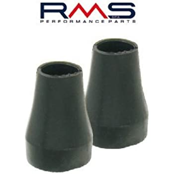 All Stand Feet Rubber for Vespa Px PK T5/ Cosa /Ø 22/ mm Black