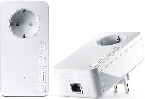 DEVOLO Premium Powerline GIGABIT Starterset 1200+ DLAN Adapter