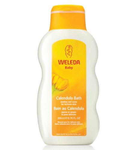 Weleda 8814 Calendula Bad mit Heilpflanzenauszügen, 200ml