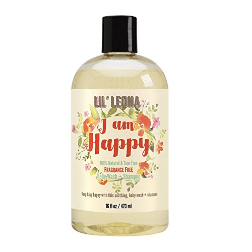 Lil Leona I Am Happy Bubble Bath