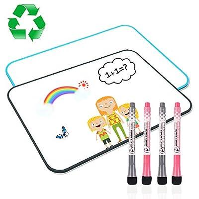 White Board for Kids, XYZCREAT Dry Erase Board ...