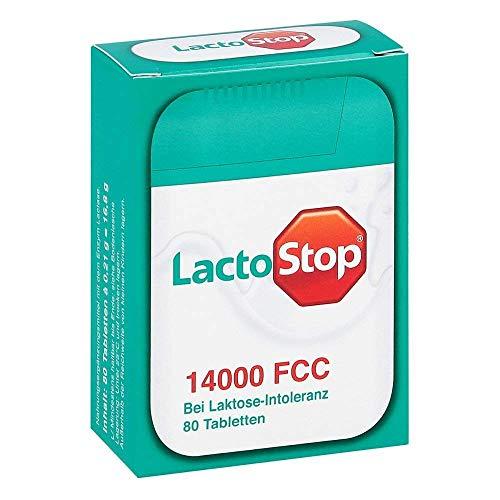 LactoStop 14.000, 80 St. Tabletten