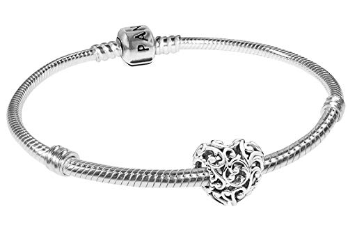 Pandora Armband-Set Regal Heart 08860-19 19 cm