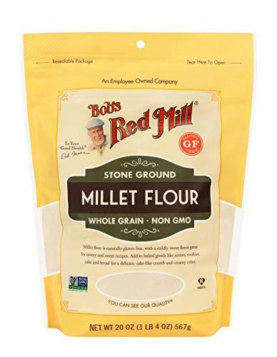 Bob's Red Mill Millet Flour, 20 Oz