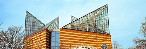 The Poster Corp Panoramic Images – Low Angle View of an Aquarium Tennessee Aquarium Chattanooga Tennessee USA Photo Print (91,44 x 30,48 cm)