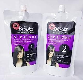 MAYU BROOKS HAIR STRAIGHTENING CREAM (500 + 500 G)