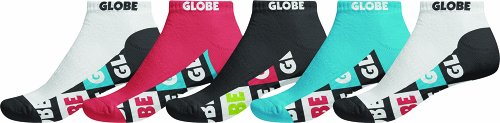 Globe Herren Pinata Ankle Sock, Assorted, 7-11