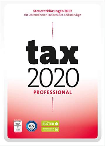 Tax 2020 Professional (für Steuerjahr 2019|PC Aktivierungscode per Email)