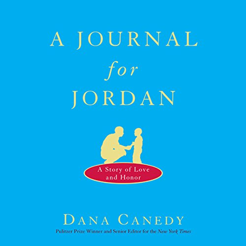 A Journal for Jordan audiobook cover art