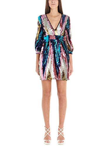 Luxury Fashion | Twin-set dames 192TQ207004921 multicolor jurk | Lente zomer 20