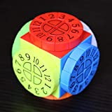 H-O Speed Dice 3D Puzzle Juego Time Machine, Time Machine Composite Structure Shaped Cube Challenge