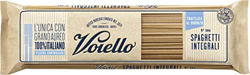 SPAGHETTI INTEGRALI - Gli ingredienti naturali, fonte di fibre, donano a questa pasta un gusto autentico ed equilibrato. Gli Spaghetti sono la pasta più conosciuta e invidiata al mondo perché sono pronti per tuffarsi in tutti i condimenti ed essere g...