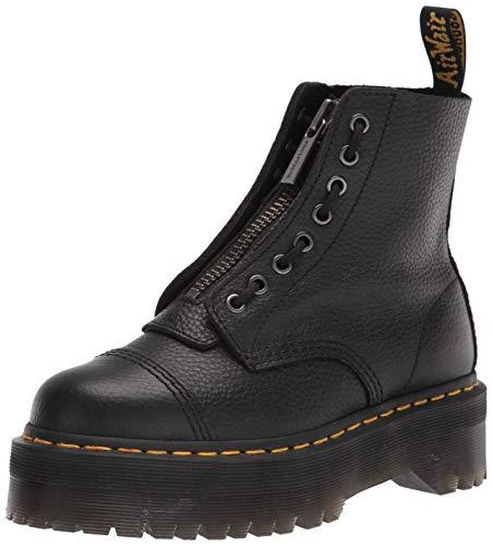 Dr. Martens Unisex Dm26230001_37 Bovver boots, Schwarz, 37 EU