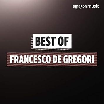 Best of Francesco De Gregori