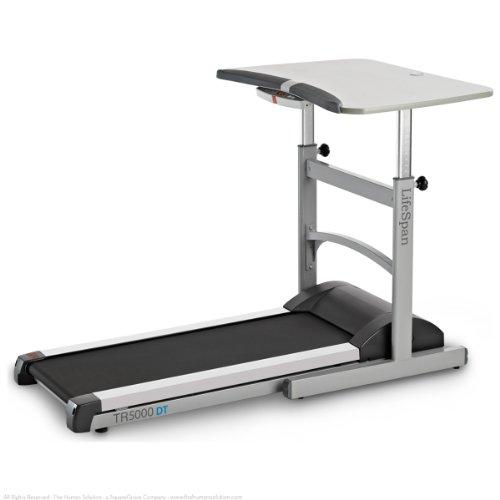LifeSpan TR 5000-DT5 Treadmill Desk Workstation