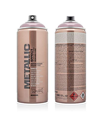 473050 Montana Metallic Effekt Rosé – 400 ml (EMC3110)