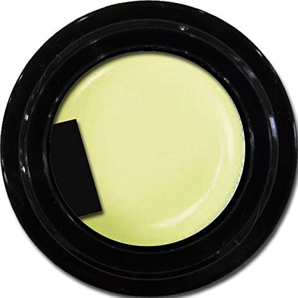 カラージェル enchant color gel P601 powderYellow 3g/ パールカラージェル P601パウダーイエロー 3グラム