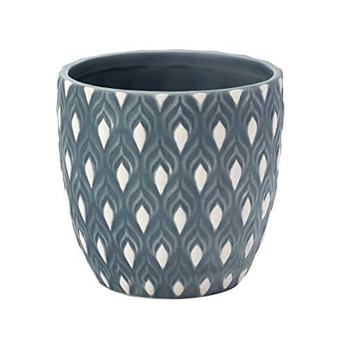 English Tableware Company Artisan Aztèque Pot de fleurs 12 cm