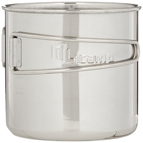 Olicamp SPACE SAVER CUP Metal, One Size