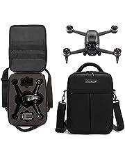 HYGJ Flycoo2 Mochila para DJI FPV Combo Estuche de transporte diario impermeable Bolsa de almacenamiento Accesorios para drones Mochila de almacenamiento Tamaño 15.4''x12.2''x6.7 ''
