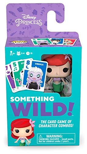 Something Wild Disney The Little Mermaid  Ariel Card Game  Christmas Stocking Stuffer