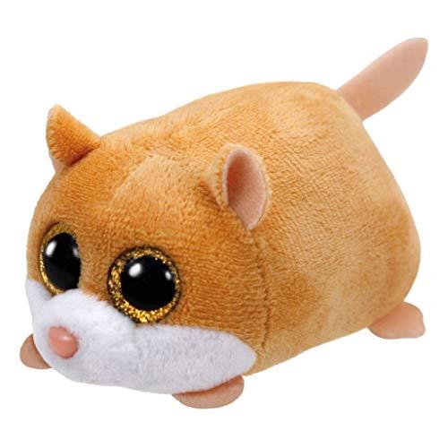 TY 42217 Peewee Hamster Plüschtier, Mehrfarbig
