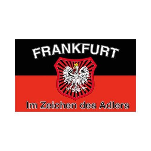 TS24direkt Frankfurt - Im Zeichen des Adlers Fahne (F28)