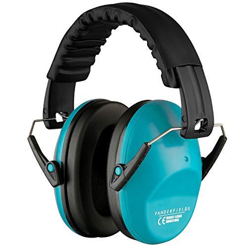 Protection Auditive Enfant Casques Anti Bruit Tir Ear Protection - Réduction du Bruit Compact...