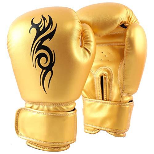 Mify Guantes de Boxeo de Combate, Entrenamiento Pendiente para Kickboxing, Saco de Boxeo, Almohadillas de Enfoque, Guantes de Combate de Golpes para niños (Menores de 10 años)