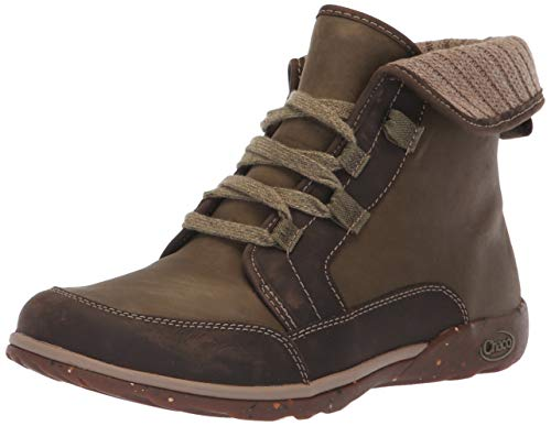 Chaco Women's Barbary Boot, Ivy, 9.5 M US