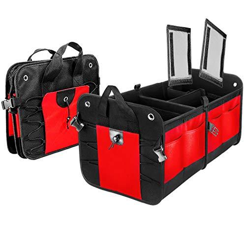 VViViD Car Storage Bin Organizer, Collapsible, Adjustable