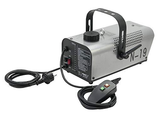 Kompakte Nebelmaschine Eurolite N-19 700 Watt Erfahrungen & Preisvergleich