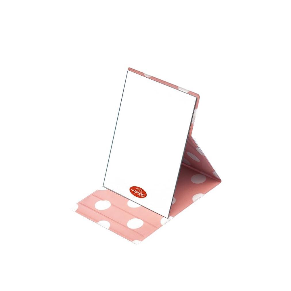 アルバムのみラインナッププロモデル折立ナピュアミラー水玉