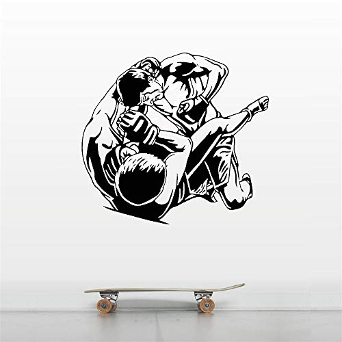 Deportes,artes marciales,lucha extrema,arte,calcoman